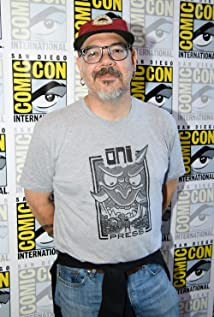 Greg Rucka. Director of The Old Guard