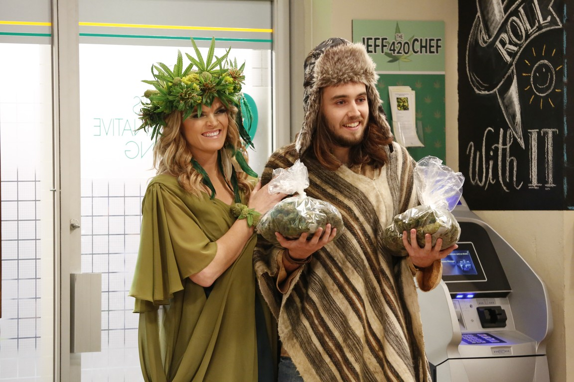Disjointed - Season 1 Episode 09: Olivia's S***balls