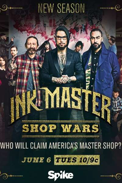 ink master season 9 episode 2 free online